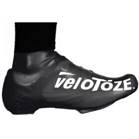 veloToze Road 2.0 Overschoenen Kort, zwart